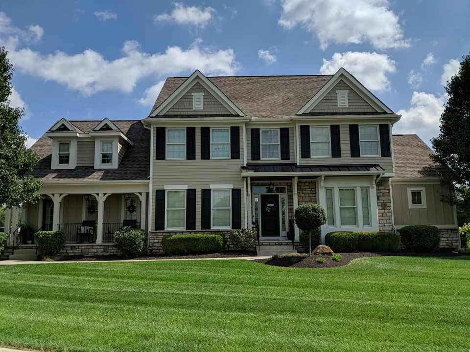 Beautiful home with curb appeal near Columbus Ohio