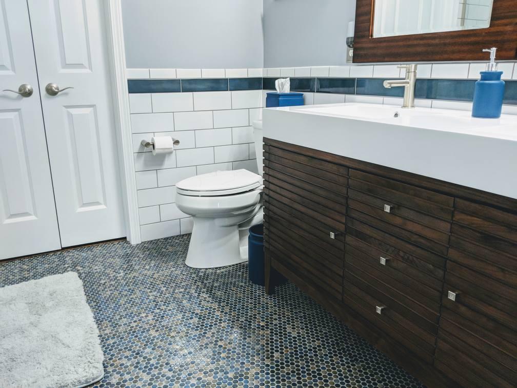 Full Bathroom Remodel in Hilliard, Ohio